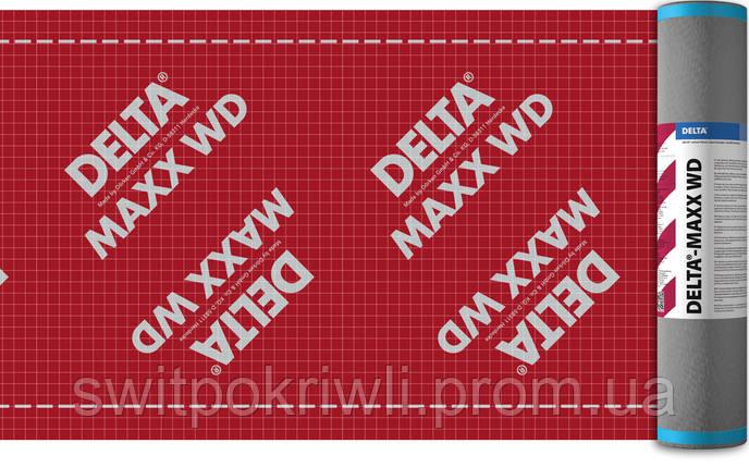 Дифузионная мембрана Dorken Delta MAXX WD , фото 2