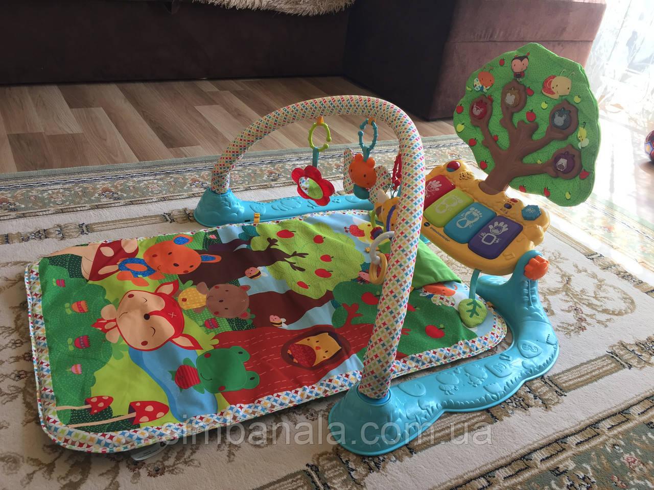 Б/У Детский развивающий коврик Vtech, США