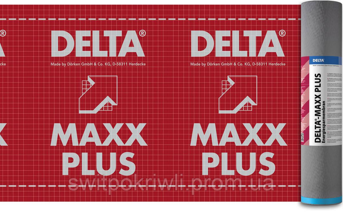Дифузионная мембрана Dorken Delta MAXX PLUS