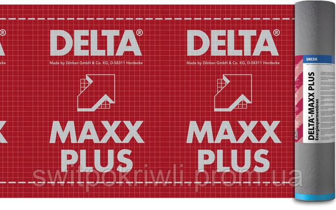 Дифузионная мембрана Dorken Delta MAXX PLUS, фото 2