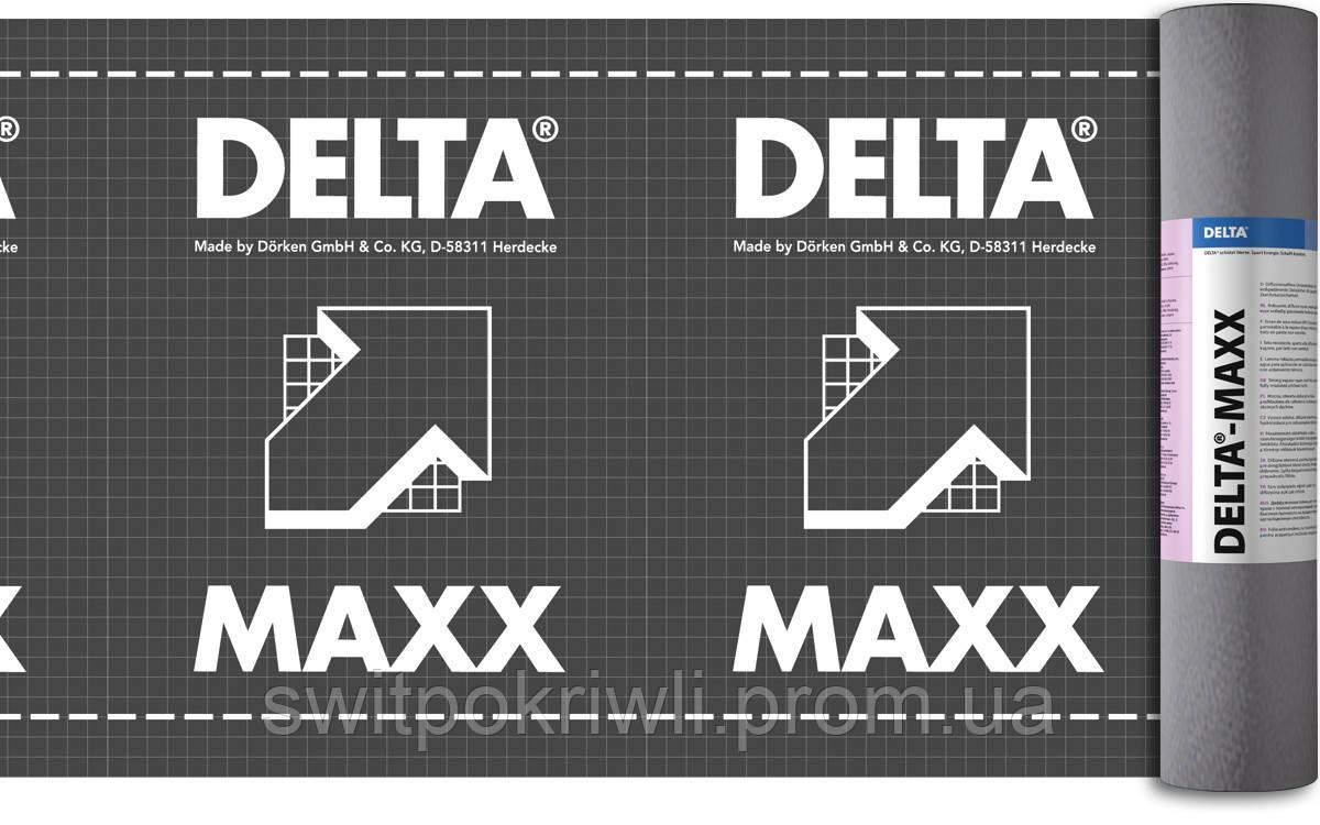 Дифузионная мембрана Dorken Delta MAXX
