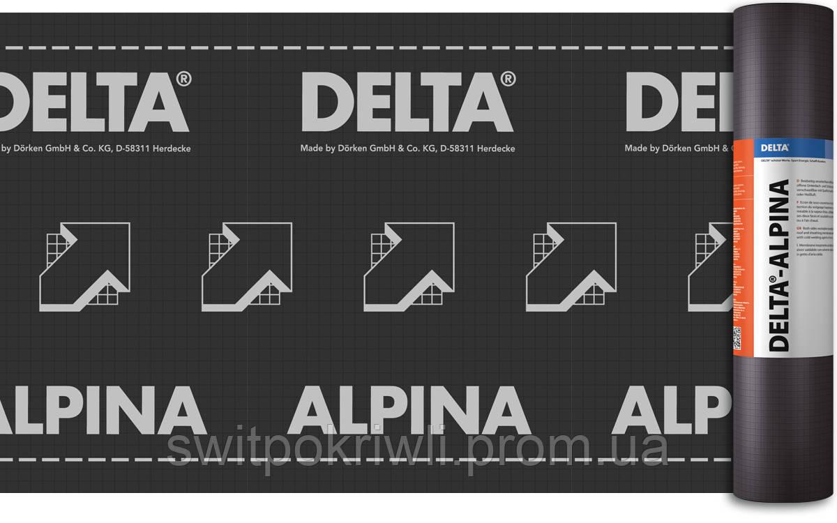 Дифузионная мембрана Dorken Delta ALPINA