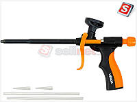 Пистолет для монтажной пены тефлон VERDA SN3700+насадки