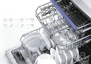 Посудомоечная машина Fabiano FBDW 6410 встраиваемая 45 см