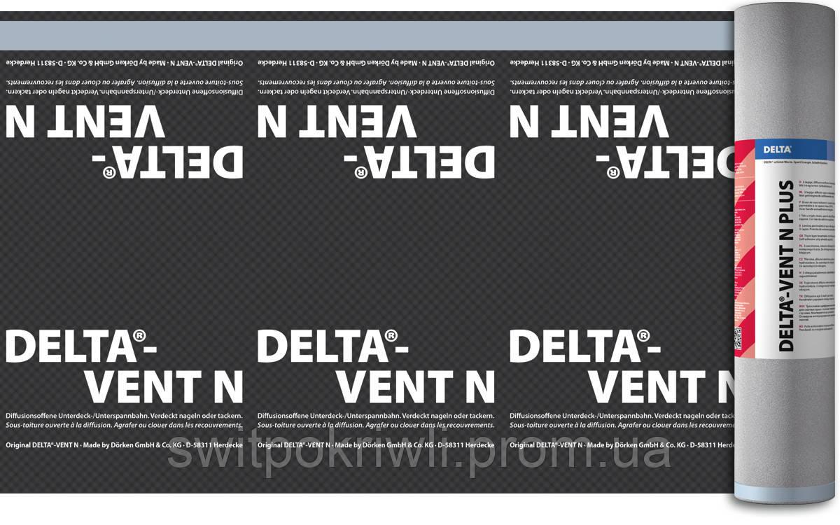 Дифузионная мембрана Dorken Delta VENT N