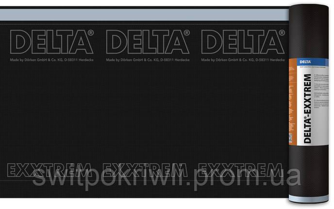 Дифузионная мембрана Dorken Delta EXXTREM, фото 2