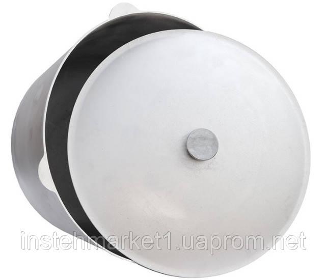 Казанок БІОЛ К0600 (6 л) алюмінієвий з кришкою в інтернет-магазині