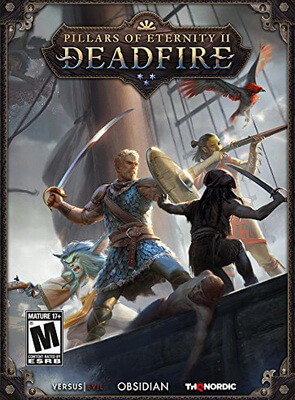 Pillars of Eternity 2: Deadfire (PC) Электронный ключ