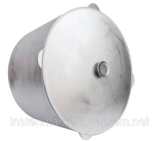 Казанок БИОЛ К2500 (25л) алюминиевый с крышкой в интернет-магазине