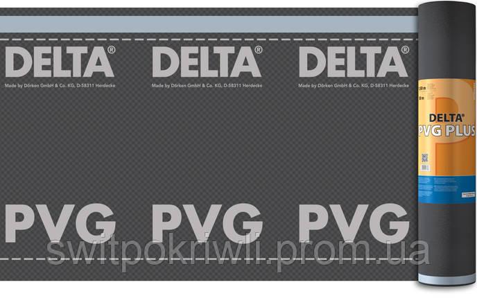 Дифузионная мембрана Dorken Delta PVG, фото 2