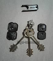 Новый набор ключей с нуклией ATRA 92