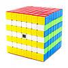 Кубик Рубика 7x7 MoYu MF7 (Цветной пластик)
