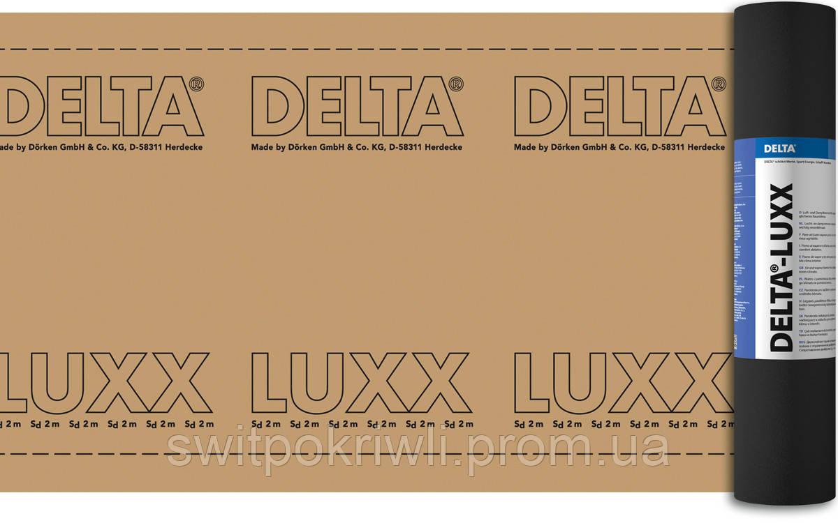 Пароизоляция Dorken Delta LUXX