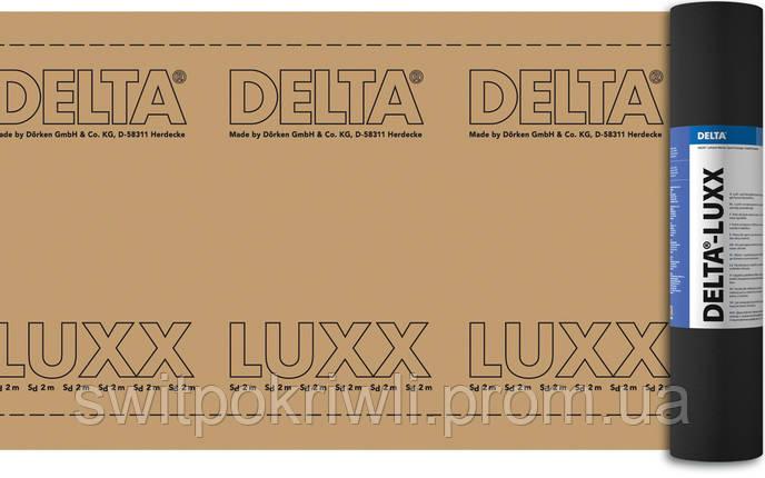 Пароизоляция Dorken Delta LUXX, фото 2