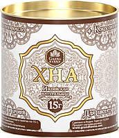 Хна для биотату и бровей, светло-коричневая 15 гр. Grand Henna