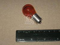 Лампа накаливания PY21W 12V 21W BAU15s STANDARD (пр-во Philips) 12496NACP