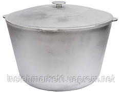 Казанок БИОЛ К1000 (10 л) алюминиевый с крышкой