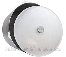 Казанок БІОЛ К2000 (20 л) алюмінієвий з кришкою, фото 2