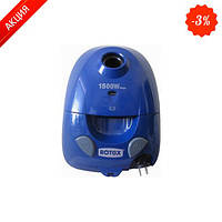 ROTEX RVB01-P Blue Пылесос с мешком до 1500 ВТ