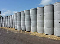 Кольца бетонные колодезные канализационные