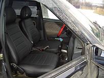 Модельные Чехлы на сиденья Эко-кожа/перфорация/кант   ВАЗ 2115  Lada Samara - 2, «пятнашка»  1997-2012