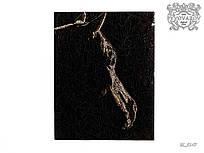 Картина Силуэт Лошади из кусочков цветного стекла