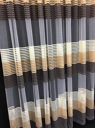Тюль Санторини №22, 3 метра, фото 2