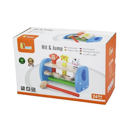 "Игровой набор Viga Toys ""Сафари"" (50683), фото 2"
