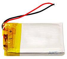 Аккумулятор для блютуз гарнитуры Универсальный 4.0*12*27mm (Li-Po 3.7V 90mAh)
