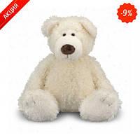 MelissaDoug MD7731 Big Roscoe Vanilla Teddy Bear Stuffed Animal (Большой плюшевый мишка Ванилька, 52 см) (Melissa&Doug)