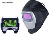 Сварочная маска с ФАЗ SPEEDGLAS 9100ХX, 501825, c боковыми окнами