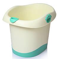 "Ванночка ""Банни"" зеленая, Babyhood, фото 1"