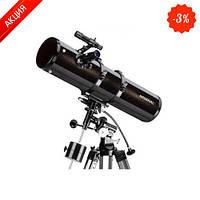 Телескоп  130/900, EQ2, рефлектор Ньютона, с окулярами PL6.3 и PL17 (Arsenal)