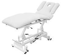 Массажный стол - Косметологическая кушетка гидравлическая механическая для массажа BS-289-B