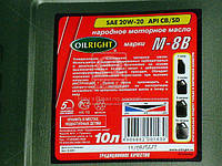 Масло моторн. OIL RIGHT М8В 20W-20 SD/CB (Канистра 10л) 2483