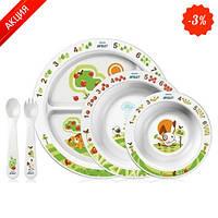 Philips Avent SCF716/00 Набор для кормления. Детская посуда