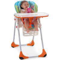 Детский стульчик для кормления Chicco Polly 2в1