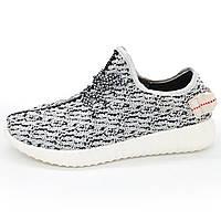 Кроссовки Adidas Kanye West Yeezy 350 белые - Реплика р.(36, 37, 38, 39, 40, 43, 44)