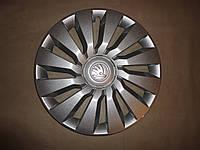 Оригинальные колпаки Skoda Octavia A7 R16 (Шкода Октавиа А7) R16 Оригинал-  5E0 601 147 C