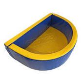 Сухой бассейн Kidigo Полукруг