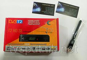 Эфирный тюнер  Uclan T2 HD SE Internet  + Wi-Fi адаптер