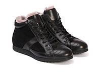 Ботинки Etor 7983-633 черные, фото 1