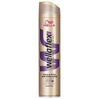 Wella Wellaflex Haarspray Fülle & Style - Лак для волос