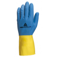 Захисні рукавички хімстійки КЩС з неоперенном
