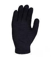 Перчатка черная (2-я) 70%х/б,30%ПЭ.