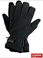 Захисні рукавички трикотажні, утеплені вкладкою Thinsulate RTHINSULPOL B