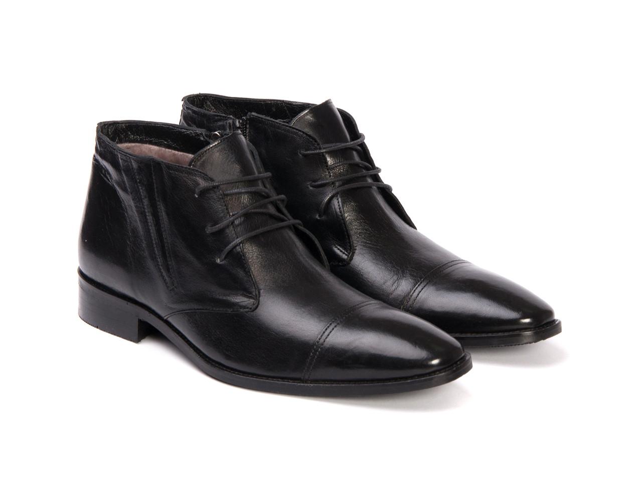 Ботинки Etor 10025-5948-1201 черные