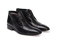 Ботинки Etor 10025-5948-1201 черные, фото 1
