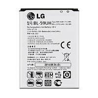 Аккумулятор к телефону LG BL-59UH 2440mAh