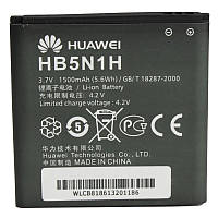 Аккумулятор к телефону Huawei HB5N1H 1500mAh